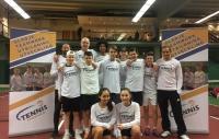 Läger för Flickor och pojkar -04 i SALK Utbildningsläger Team 14 3/2
