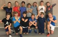 Läger för Pojkar -06 i Växjö Ready Play NG Utbildningsläger P 12 17-18/2