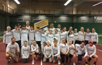 Läger för Flickor och pojkar -04 i SALK Team Stockholm Next Generation Utbildningsläger 21/4