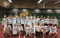 Läger för Flickor och pojkar -06 i SALK Team Stockholm Next Generation Utbildningsläger 21/4