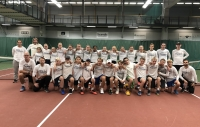Läger för Flickor och pojkar -05 i Team Stockholm Next Generation utbildningsträff, SALK 5-5/10