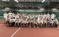 Läger för Flickor och pojkar -06 i Team Stockholm Next Generation utbildningsträff, SALK 5-5/10