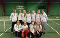 Läger för Flickor -00 i SEB Next Generation Nationellt läger Eskilstuna 14-17/11
