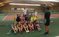 Läger för Flickor och pojkar -03-04 i Sundsvall 16-18/10