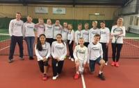Läger för Flickor och pojkar -03 i Mälarhöjden 30/1
